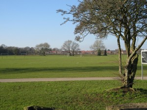 slades farm playing fields